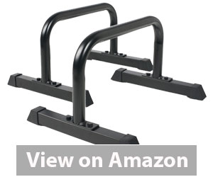 Ultimate Body Press Parallettes Push Up Stands Review