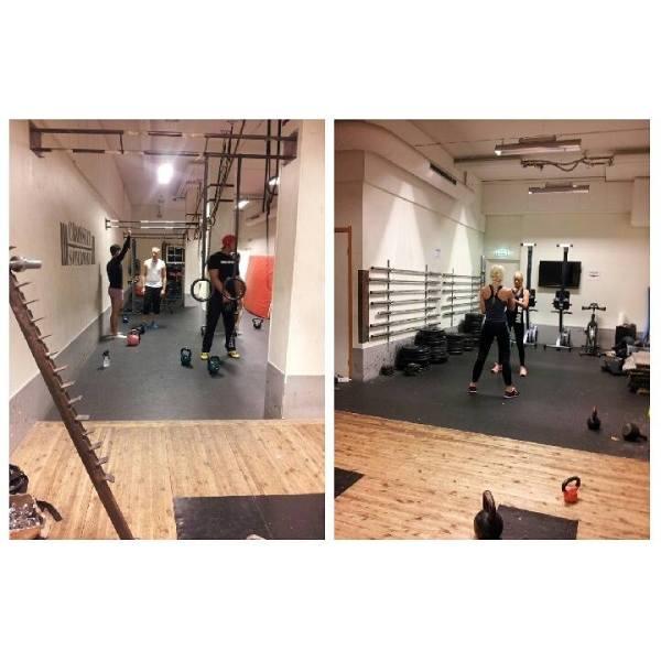 Intensive pt västerås personlig träning personlig tränare gym andreas hurtig crossfit södermalm ipt spc sport performance center patrick rapp actic world class