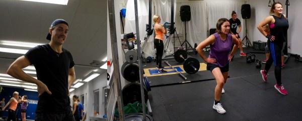 träningsdag3 pt personlig tränare träning personal trainer västerås västmanland life fitness patrick rapp sport performance center träning gym hälsa crossfit factor world class arena
