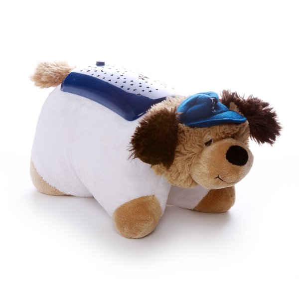Los Angeles Dodgers Sport Pillow Pet Dream Lites Mascot Toy 2014