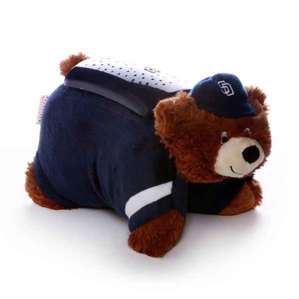 San Diego Padres Sport Pillow Pet Dream Lites Mascot Toy 2023