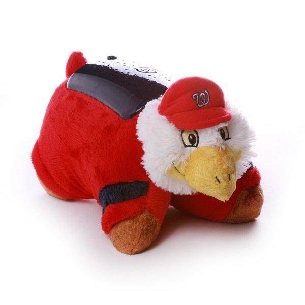 Washington Nationals Sport Pillow Pet Dream Lites Mascot Toy 2030