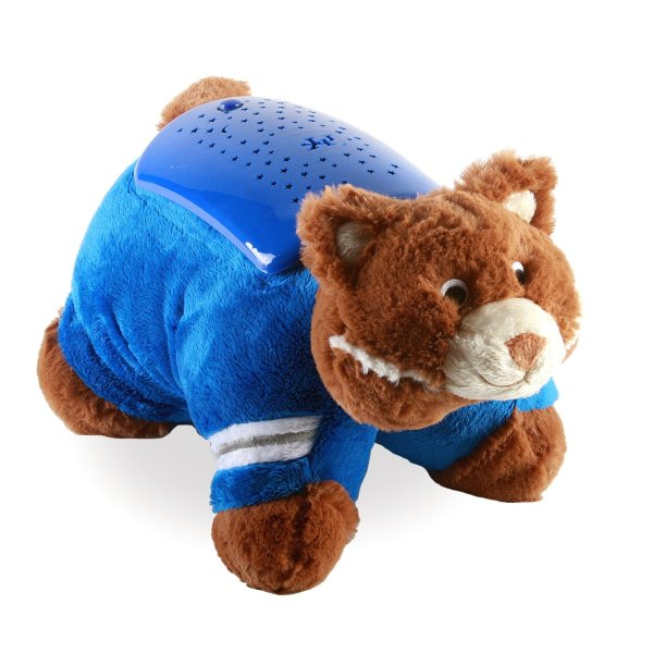 Ncaa Football Kentucky Wildcats Sport Pillow Pet Dream Lites Mascot Toy 5008