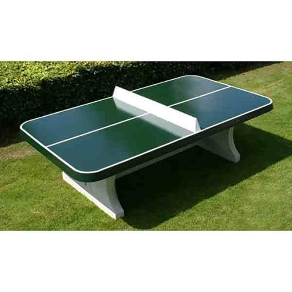 Tables ping pong béton