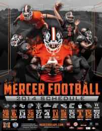 Mercer Football