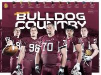 UMD Bulldogs Poster