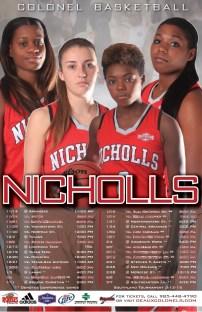 Nicholls WBB