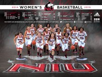 TEMPLATE 2014-15 WBB SCHEDULE POSTER