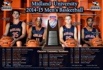 Midland Mens Basketball