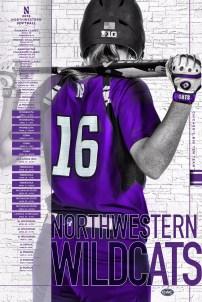 Northwestern Softball