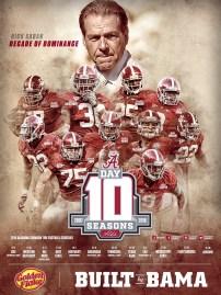 Alabama Spring Poster