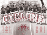 Iowa State Tennis