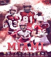 Miami U Spring Poster