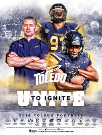 Toledo FB spring Poster