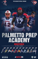 Palmetto Prep Football