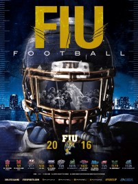 FIU Football Poster