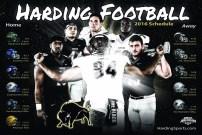 Harding Football