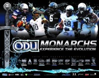ODU Football Poster