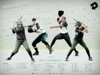 Michigan State Softball