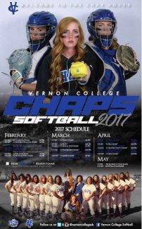 Vernon College Softball
