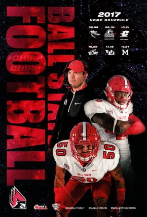 Ball State Spring Poster