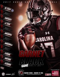 South Carolina Spring Football