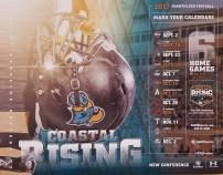 Coastal Carolina Spring Poster