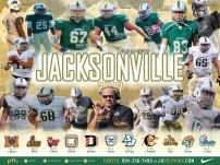 Jacksonville U Poster