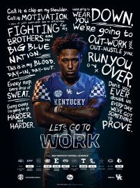 Kentucky Football 5