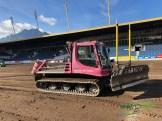 Sportplatz Sanierung