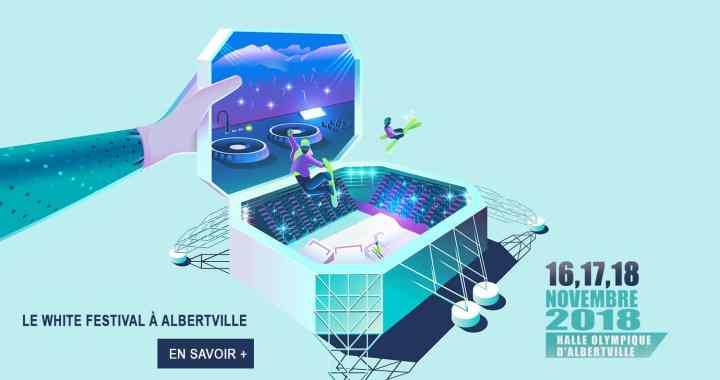 White Festival d'Albertville – Un show freestyle inédit en indoor