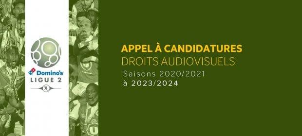 2020-2024 – Jackpot pour les droits TV de la Ligue 2