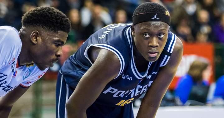Talent du sport français – Sekou Doumbouya