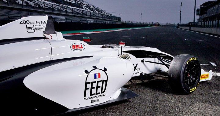 Feed Racing France – À la recherche des futurs As du volant