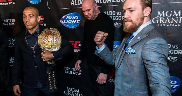 MMA – L'UFC débarque à Paris en 2020