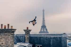 Sports d'origine française – Le parkour