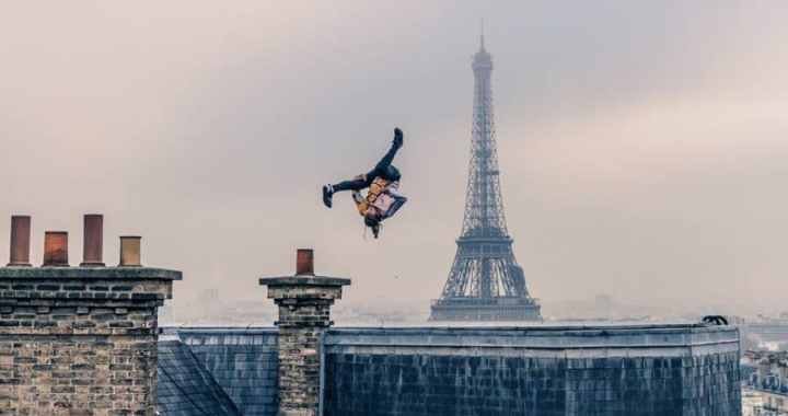 Sports d'origine française – Le parkour