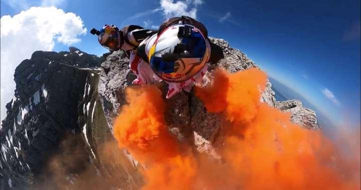 En vidéo – visite de la Haute-Savoie en wingsuit avec les Soul Flyers