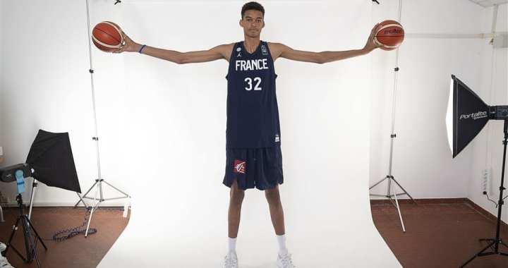 Talent du sport français – Victor Wenbanyama