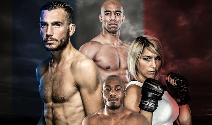 MMA en France