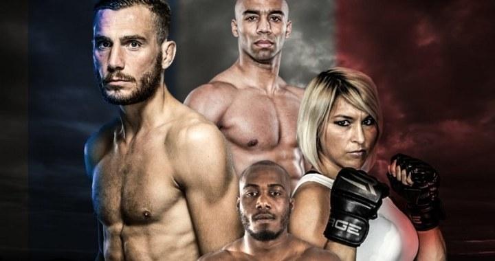 Grande première à Vitry-sur-Seine pour le MMA en France