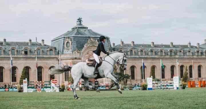 Les Masters font leur grand retour à Chantilly