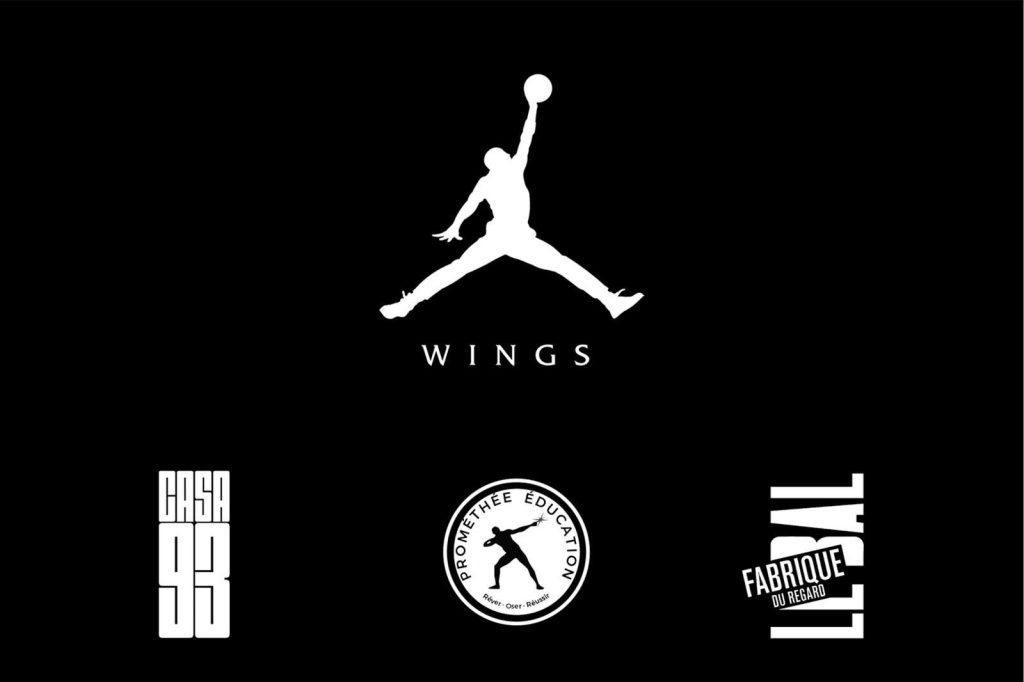 Jordan Wings Paris