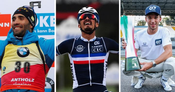 2020 – Les moments forts du sport français
