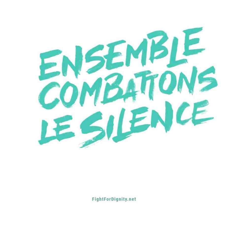 Ensemble combattons le silence