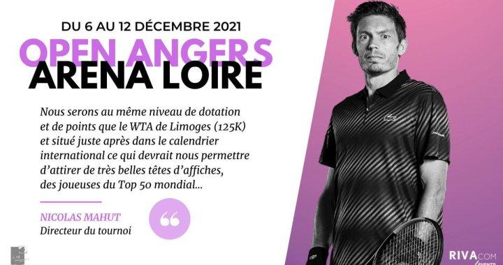 Open Angers Arena Loire – Un nouveau tournoi WTA à Angers