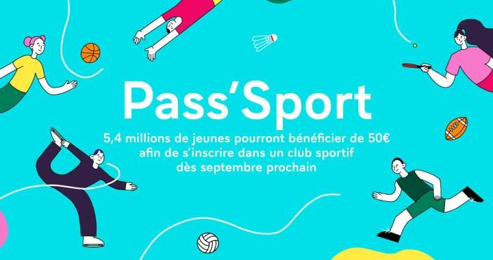 Bénéficiaires, fonctionnement … tout savoir sur le Pass'Sport
