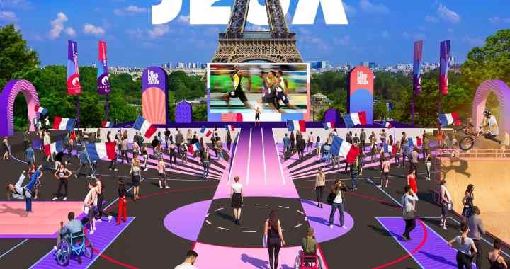 Paris 2024 invite les Français à venir suivre les Jeux Olympiques depuis les Jardins du Trocadéro