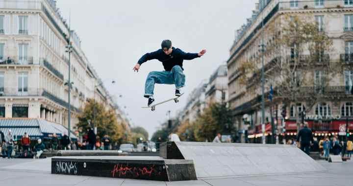 Red Bull Paris Conquest – Paris devient la capitale du skate du 16 au 18 août