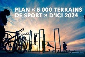 Plan «5000 terrains de sport» d'ici 2024 – Tout ce qu'il faut savoir !